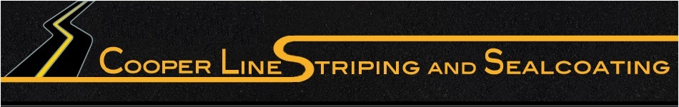 Cooper Construction - Line Striping and Sealcoating - Dracut Mass