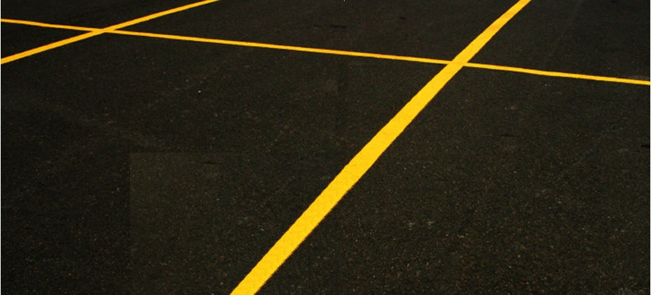 ooper Construction - Line Striping and Sealcoating - Dracut Mass